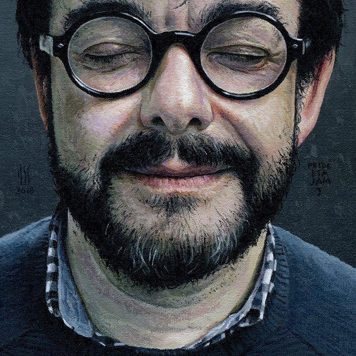 Retrato por Roberto Gonzalez Fernandez